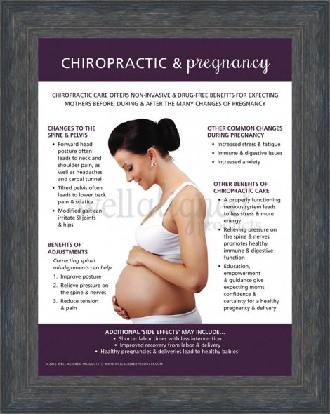 Prenatal chiropractic education