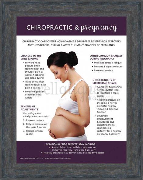 Prenatal chiropractic education