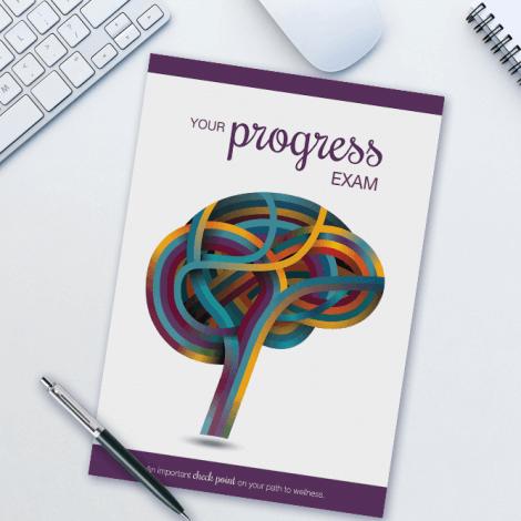 chiropractic progress exam scan report folder