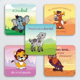 Chiro Kids Stickers