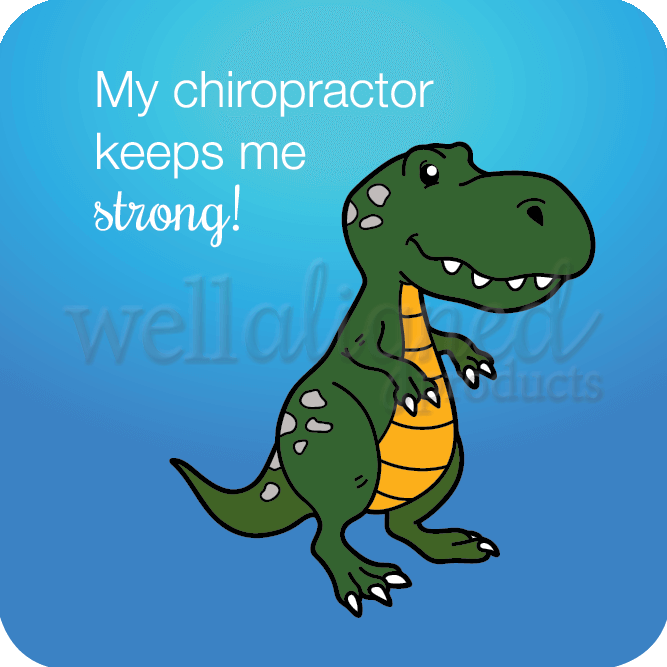 Chiro Kids Stickers