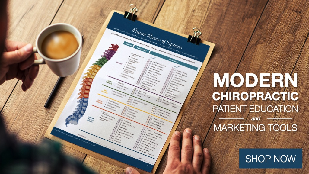 Modern Chiropractic Patient Education and Marketing Tools